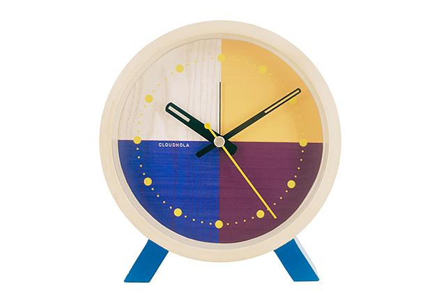Reloj Flor Blue Desk image 6