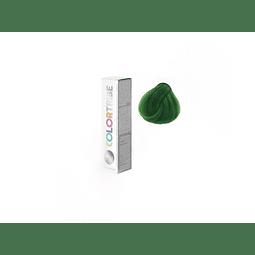 Tinte Fantasía Green ColorTribe 100g