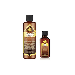 Pack Babyliss Shampoo 350ml + Aceite 59ml