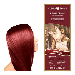 Henna Surya Vermelho 70ml