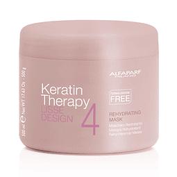 Crema Keratin Therapy 500ml