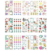 Value Pack Stickers - Layered Florals