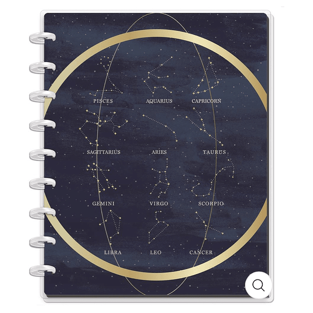 Classic Happy Notes™ - Zodiac Signs