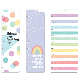 Skinny Classic Dashboards - Rainbow
