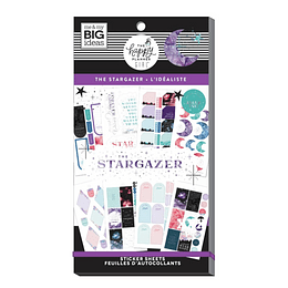 Pack Stickers - The Stargazer