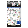 Value Pack Stickers - Stick Girls Craft