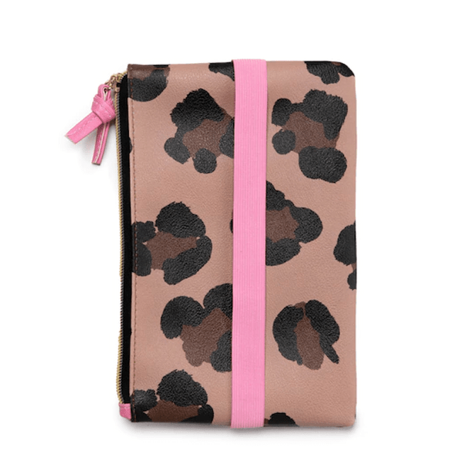 Estuche Leopardo Happy Planner