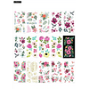Value Pack Stickers - Floral Happy Blooms