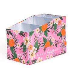Sticker Book Storage FLORAL