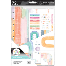 Painterly Pastels Classic Accessory Pack