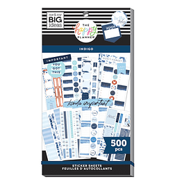 Indigo - Value Pack Stickers