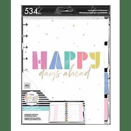 Extensión 6 meses Happy Planner Classic