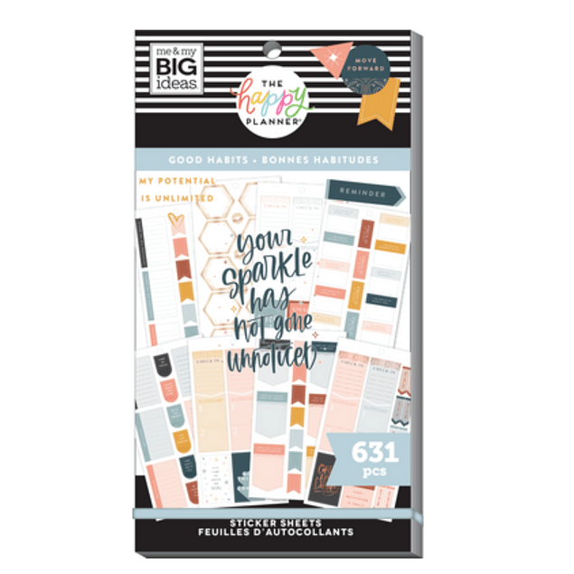 Good Habits Stickers Value Pack