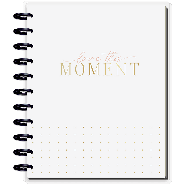 DELUXE Happy Memory Keeping - Love This Moment Big Photo Journal