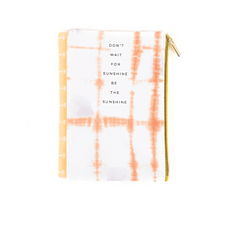 Painterly Pastels Snap-In Pen Pouch