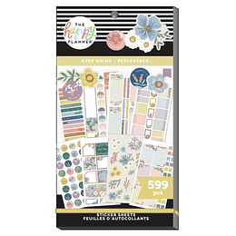 Value Pack Stickers - Keep Going