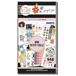 Spoonful of Faith Value Pack Stickers - Fe - Mini