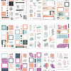 Value Pack Stickers - Color Story - MINI