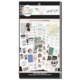 Spoonful of Faith Value Pack Stickers - Filled with Faith