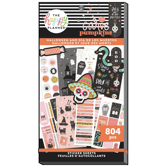 Value Pack Stickers - Halloween