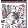 Sticker Book - Let Love Grow Classic