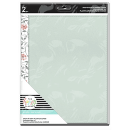 Happy Planner Classic Snap-In Soft Covers -Born to Bloom