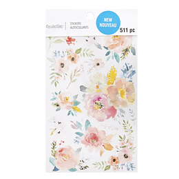 Flores Stickers by Recollections™