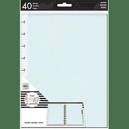 Inserts Happy Planner Classic Puntos de colores