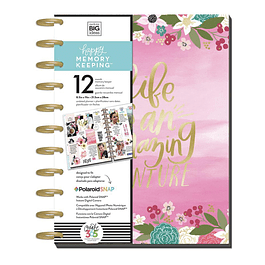 Happy Memory Keeping™ Planners - BIG - Life Is An Amazing Adventure