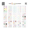 Mega Value Pack Stickers - Pastels - 100 Láminas
