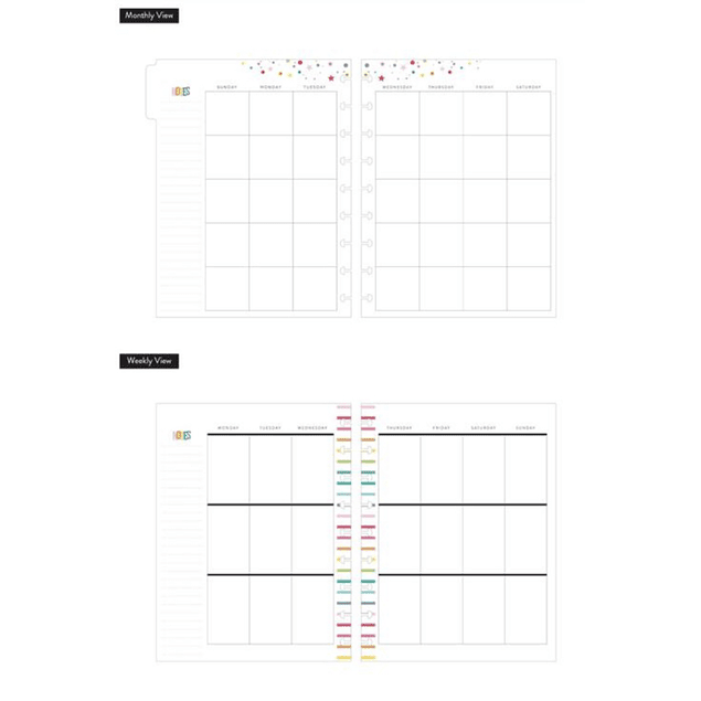 Classic Happy Planner® Sin fecha  - OH Happy Everyday