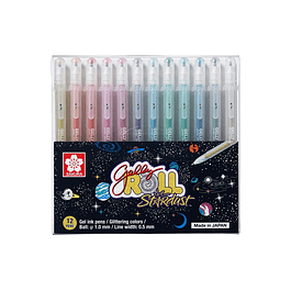 Set 12 Gelly Roll Stardust
