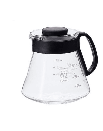 Server HARIO 600 ml (mango plástico)