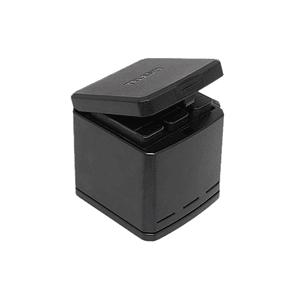 Cargador Triple para Baterías GoPro