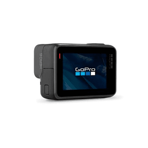GoPro Hero 6 Black + Baston con Clip para Celular + Memoria 32GB