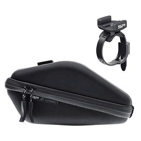 Kit soporte + Bolso Diamante para sillin de bicicleta
