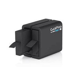 Cargador de batería doble + batería (H4)