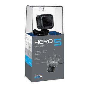GoPro HERO 5 Session + Memoria 16 GB + Head Strap con Quick Clip