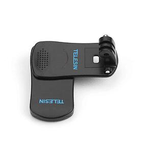 Clip soporte de GoPro para mochilas