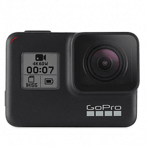 GoPro Hero 7 Black + Micro SD 32GB Ultra + Bastón Telesin