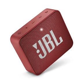 Parlante Bluetooth GO 2 Rojo