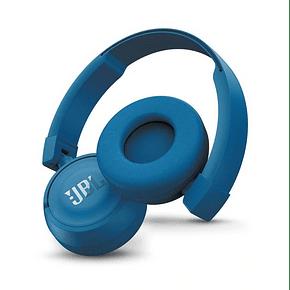 Audífonos Bluetooth JBL T450 Azul