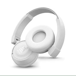 Audífonos Bluetooth JBL T450 Blanco