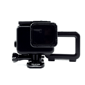 Carcasa Proteccion HERO 5 y 6 Black (Telesin)