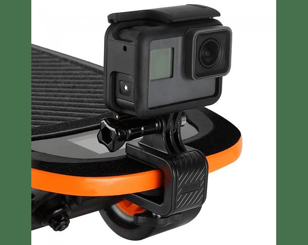 Clip Soporte de GoPro para Skate