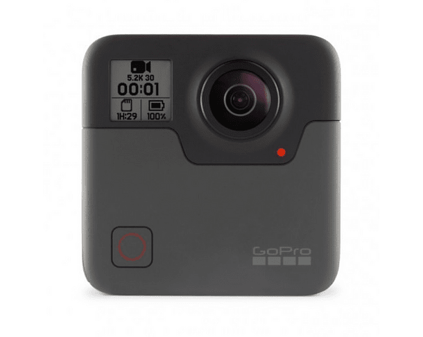 GoPro Fusion + 2 MicroSD 32GB Extreme 4K
