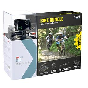 AEE SHADOW 4K + + Kit Bike Bundle + Micro SD 16GB Ultra