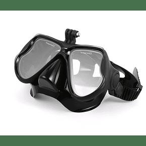 Máscara de Buceo Black Telesin