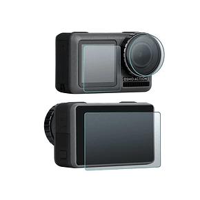 Vidrio Protector de lente y pantalla DJI OSMO