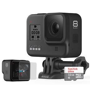 GoPro Hero 8 Black + Vidrio Protector